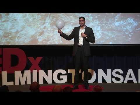 Saving Lives with Blockchain - It's More Than Bitcoin and Drugs | Taha Abbasi | TEDxWilmingtonSalon