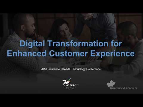 Digital Transformation For Enhanced Customer Experience