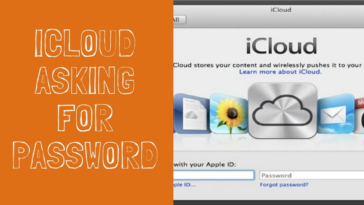 How to fix iPhone asking for iCloud password repeatedly