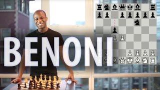 Chess openings - Benoni