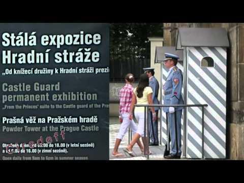5/6 Tourism in Czech Republic Visit Prague Loretta Sanctuary Strahov Monastery Saint Vitus Cathedral