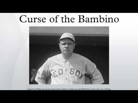 Curse of the Bambino