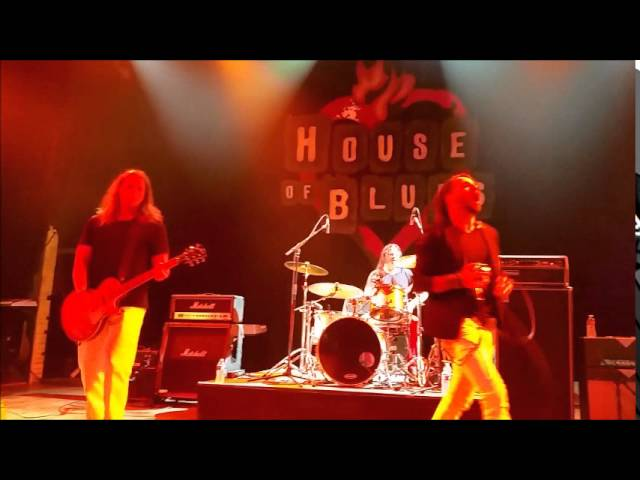 """CARDIAC """"Fighting Demons"""" Live @ House Of Blues Hollywood"""