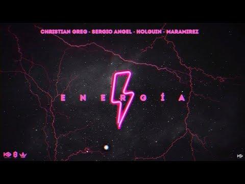 Energia⚡️- Christian Greg, Sergio Angel, Holguin, Maramirez