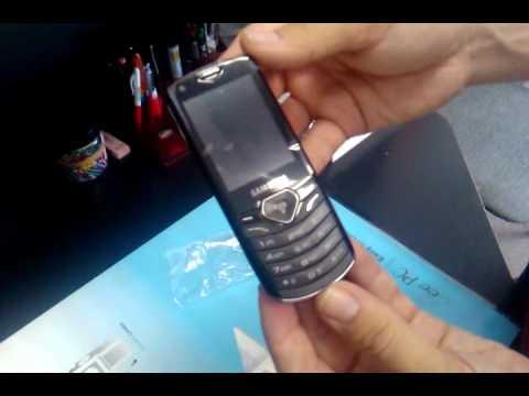 Samsung Shark S5350 kicsomagolás (Unboxing)