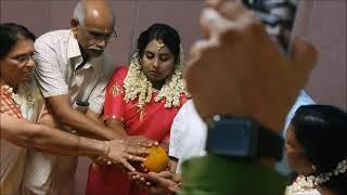 Gambar cover Wedding Highlights Minnu & Thushara.