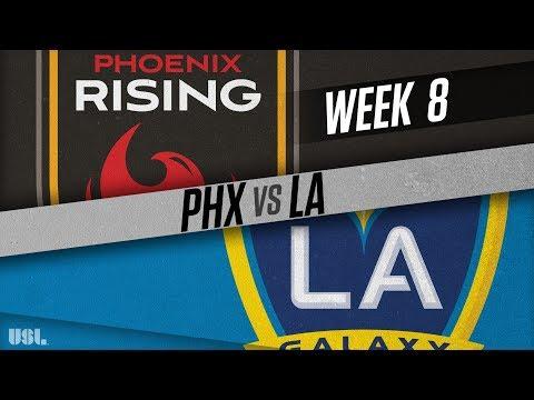 Phoenix Rising FC vs LA Galaxy II: May 4, 2018