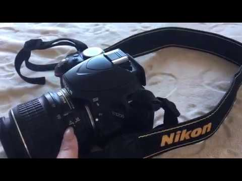 How To Record On The Nikon D3200