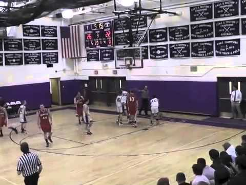Moriah Boys JV Basketball  2-11-13