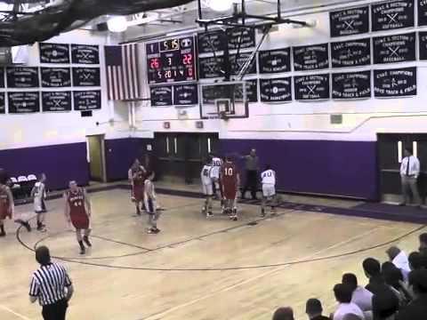 Ticonderoga - Moriah JV Boys  2-11-13