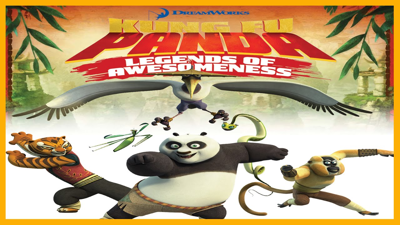 Kung Fu Panda: Legends of Awesomeness - Season 1 - IMDb