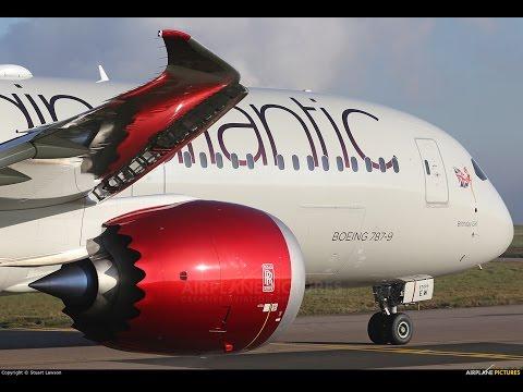 Upper Business Class Review Virgin Atlantic 787 Dreamliner