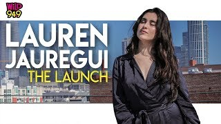 Lauren Jauregui talks LGBTQ+ Initiatives, Her New Album, and Her Hair Secrets on The Launch!