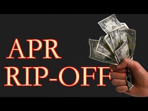 Car Loan APR Explained