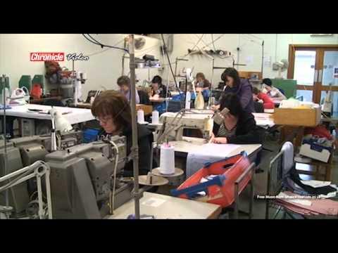 Grosvenor Shirts - Strabane Business Awards Growth Through Export Nominee