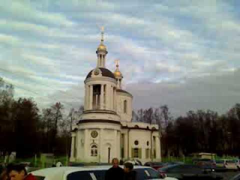 Природно исторический парк Кузьминки Люблино