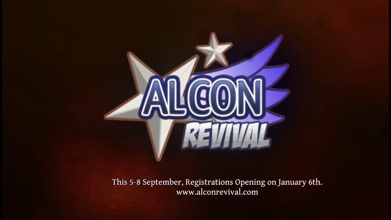 Home - Alcon - Leicester Anime & Gaming Con