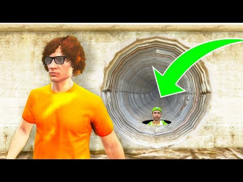 GREATEST Hiding Spot EVER Discovered! (GTA 5 Hide & Seek)