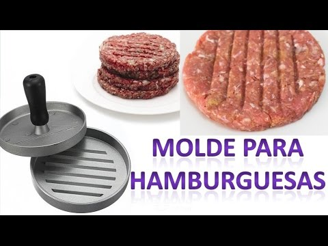 Utensilios de cocina para hacer hamburguesas perfectas for Utensilios de cocina para zurdos