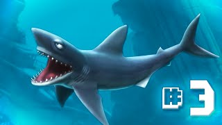 Hungry Shark Evolution Ep 3 - Mako Shark