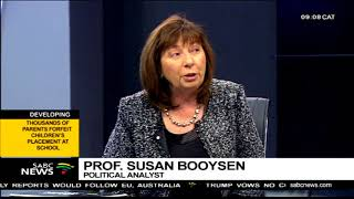 Unpacking the State Capture Inquiry with Prof Susan Booysen