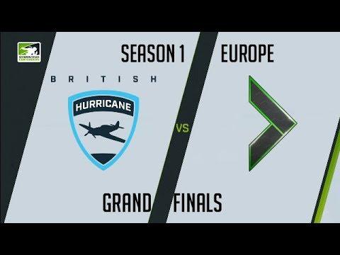 British Hurricane vs Team Gigantti (Part 1)   OWC 2018 Season 1: Europe [Grand Final]