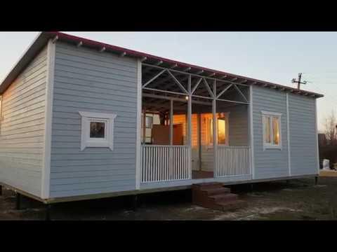 Готовый дом и баня за 4 дня!!!