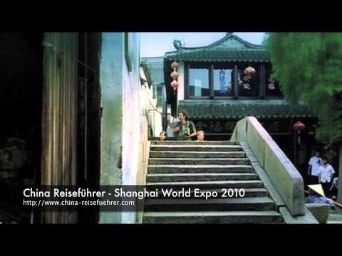 China Reiseführer Shanghai World Expo 2010