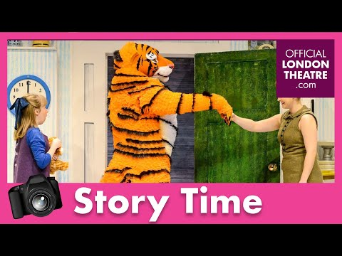 Storytime With The Cast Of The Tiger Who Came To Tea