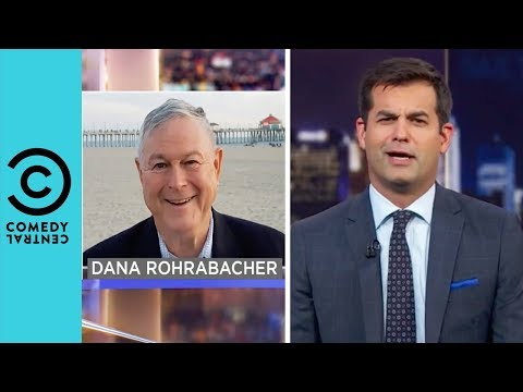 Who Is Putin's Favourite Congressman? | The Daily Show With Trevor Noah thumbnail