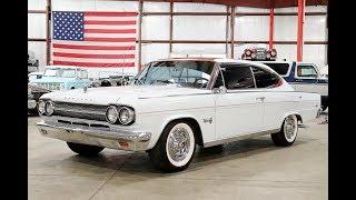 1965 AMC Rambler Marlin White
