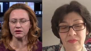Эфир с Татьяной Заровной 15 04 2017