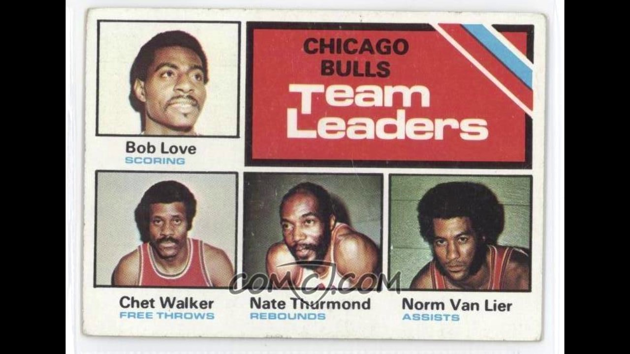 The Handle Podcast 1974 75 Chicago Bulls