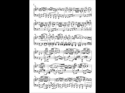 La Cumparsita Piano  Sheet Music