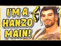 Overwatch - BECOMING A HANZO MAIN (Funny Hanzo Moments)