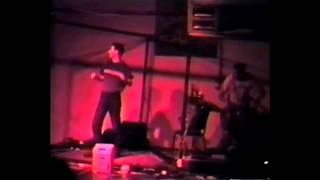 ZBIGNIEW KARKOWSKI suitcase live event #1 Dec 4th 1990