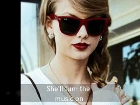 Bette Davis Eyes~ Taylor Swift LYRICS