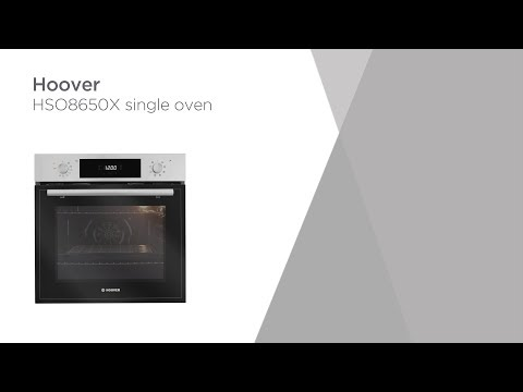 Hoover HSO8650X Electric Oven - Stainless Steel | Product Overview | Currys PC World