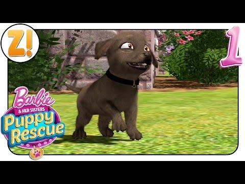 Barbie - Puppy Rescue: Kaddi aka Puppy Whisperer #1 | Let's Play ♥ [GERMAN/DEUTSCH]