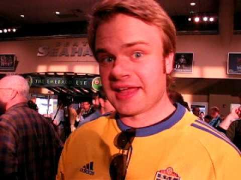 Swedish Americans talk about Freddie Ljungberg