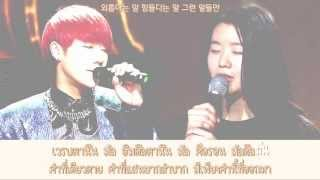 Karaoke-thaisub] kim sung kyu (김성규) - reply (답가) (feat.박윤하 ...