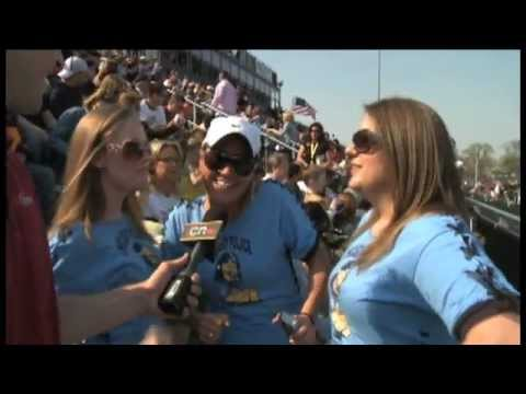 Battle of the Fans-Chicago Fire Department vs Chicago Police Department Football 2010