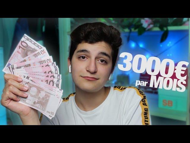 comment gagner de l argent a 12 ans sur internet