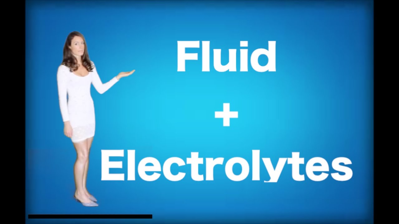 basic concepts of fluid and electrolyte Fluid and electrolyte balance: concepts and  filed under basic  concepts and vocabulary fluid and electrolyte balance is central to the management of any .