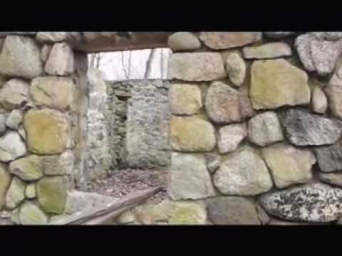Building A Stone House Youtube