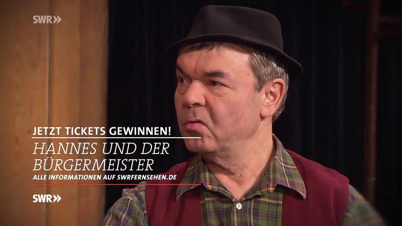 Hannes Und Der Bürgermeister 2021