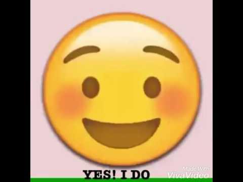 Speaking emoji emoticon saying I LOVE YOU
