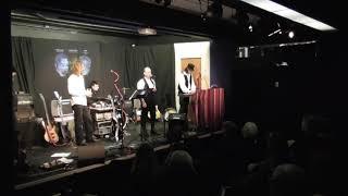 Gary Miller's Mad Martins 'Three Mad Martins (Epitaph)', City Theatre, Durham 05.10.19