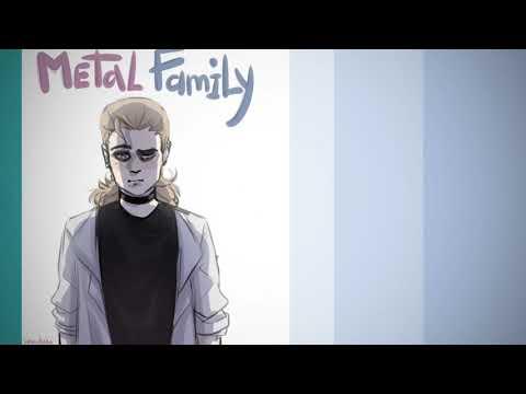 Metal Family Dee/ Кудрявые