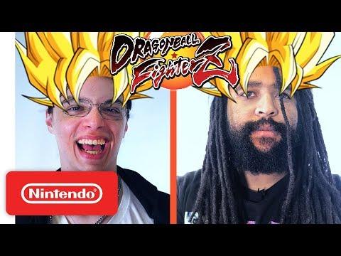 Dragon Ball FighterZ Combo Challenge with Nakkiel & HellPockets - Nintendo Switch